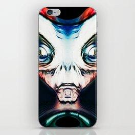 Alien Nation iPhone Skin