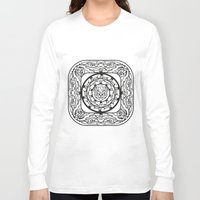square Long Sleeve T-shirts featuring Square by RifKhas