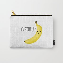 You Peeeel Me? Carry-All Pouch