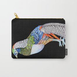 Lady Amherst Pheasant Carry-All Pouch