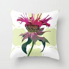 Bergamot Throw Pillow