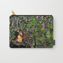 MOSSY WOOD Carry-All Pouch