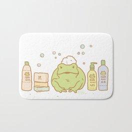 Shampooing Demonstration Bath Mat