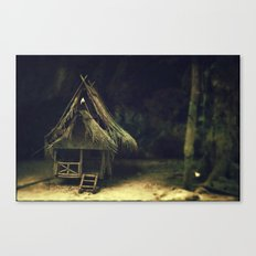The Other Side of Fairy Tale Canvas Print