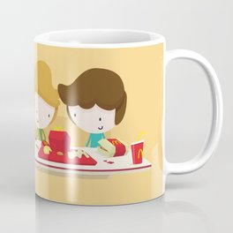 Fast Food Love Coffee Mug