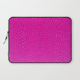 Wild Thing Hot Pink Leopard Print Laptop Sleeve