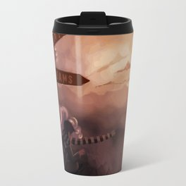 Reality and Dreams: which direction? Travel Mug