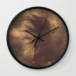 En el cielo / In the sky Wall Clock
