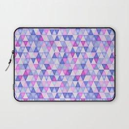 Ultraviolet mosaic Laptop Sleeve