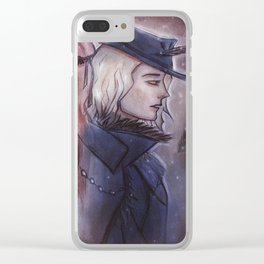 Rendezvous in Labyrintia Clear iPhone Case