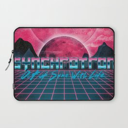 Synchrotron - Out of Sync with Life Laptop Sleeve