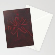 ach golgotha Stationery Cards