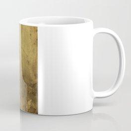 trad skull w rose Coffee Mug