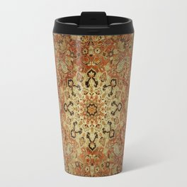 Traditional Sunshine rug Travel Mug