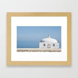 Cabo Espichel Framed Art Print