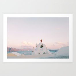 Not just another ocean picture Art Print