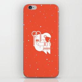 The Cosmonaut iPhone Skin