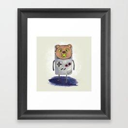 Codename: Professor Pants Framed Art Print