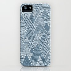 Mountain Pattern iPhone (5, 5s) Slim Case