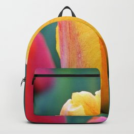 Yellow Tulip Backpack