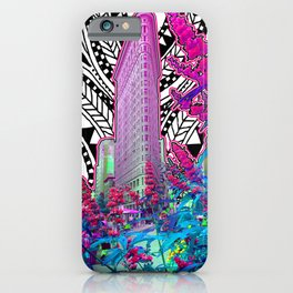 Tribal Iron iPhone Case