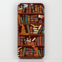Hogwarts Things iPhone Skin