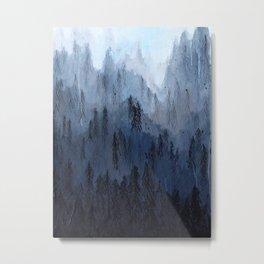 Mists No. 3 Metal Print