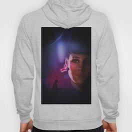 Rachael Blade Runner Poster Hoody