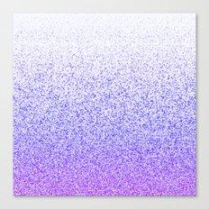 I Dream in Purple Canvas Print
