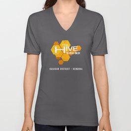 The Hive Unisex V-Neck
