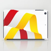 flag iPad Cases featuring Flag by Kexit guys