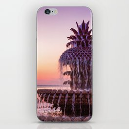 Pineapple Fountain 2 iPhone Skin