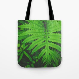 Nearby Jungle Tote Bag