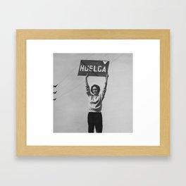 5: Rhinoceros Women Series Framed Art Print
