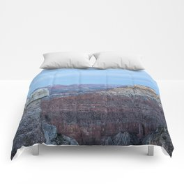 Early Evening at Grand Canyon No. 2 Comforters