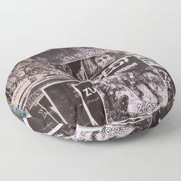 Punk Wall Floor Pillow
