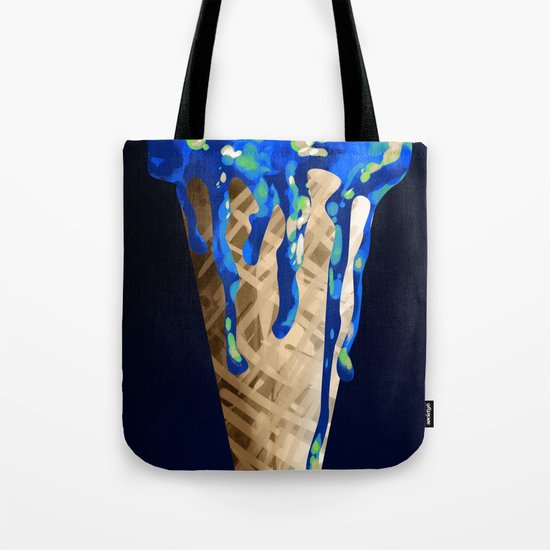 Melting World Tote Bag