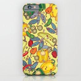 hot & spicy 2 iPhone Case