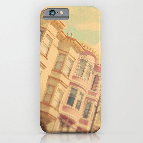 Sweet San Francisco. SF photograph iPhone & iPod Case