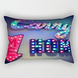 carry me home Rectangular Pillow