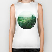brooklyn Biker Tanks featuring Brooklyn by Claire Beaufort
