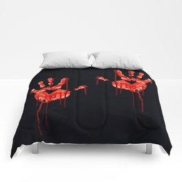 Halloween Hands Comforters