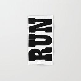 Run Hand & Bath Towel