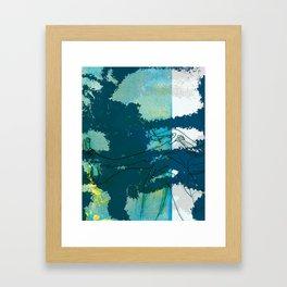 Orientierung Framed Art Print