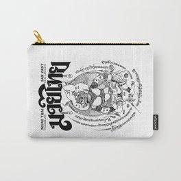 Garuda Muay Thai Tattoo Carry-All Pouch