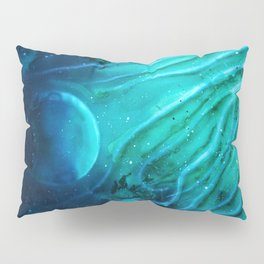 Space squid Pillow Sham