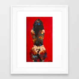 """HER"" - Signed Framed Art Print"