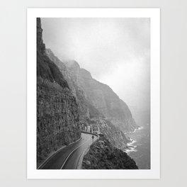 Cape Town - South Africa Art Print