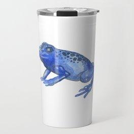 Les Animaux: Poison Dart Frog Travel Mug