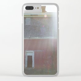 Handy House Clear iPhone Case